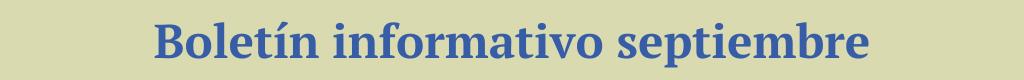 Boletín Informativo (1)